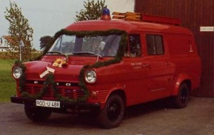 Feuerwehrauto Ford