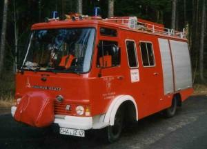 Feuerwehrauto Magirus 1